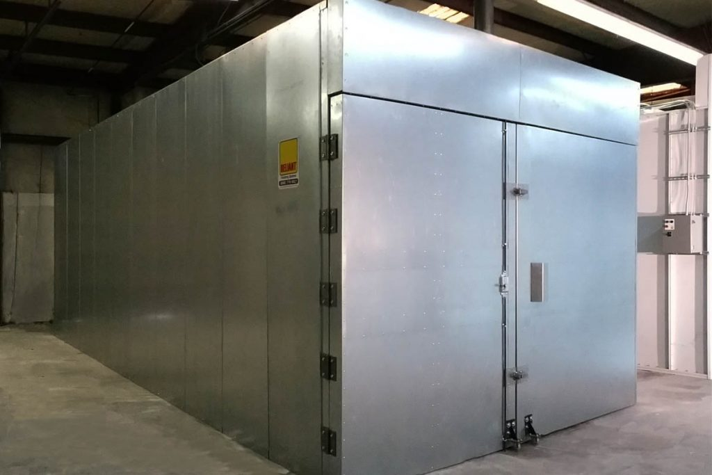 Powder Coating Ovens For Sale At Booths and Ovens.com
