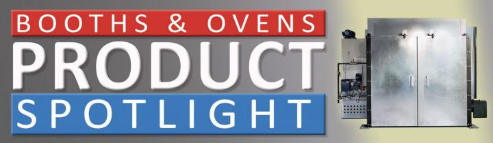 Product Spotlight: Powder Coating Oven